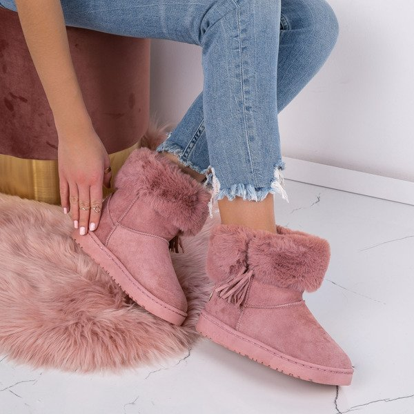e5124e0e21968 Śniegowce - modne i tanie buty damskie | Sklep Royalfashion.pl