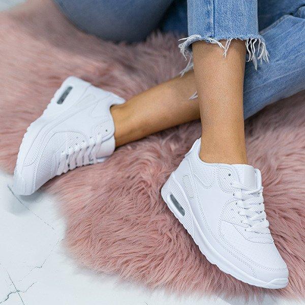 7e0c5309 ... sportowe buty ze skóry ekologicznej Shenia - Obuwie Kliknij, aby  powiększyć ...
