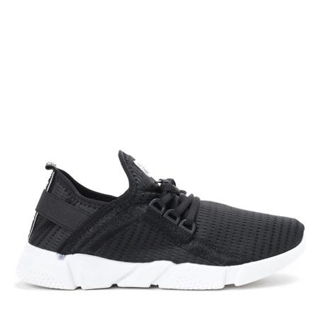 Czarne buty sportowe Ravia - Obuwie