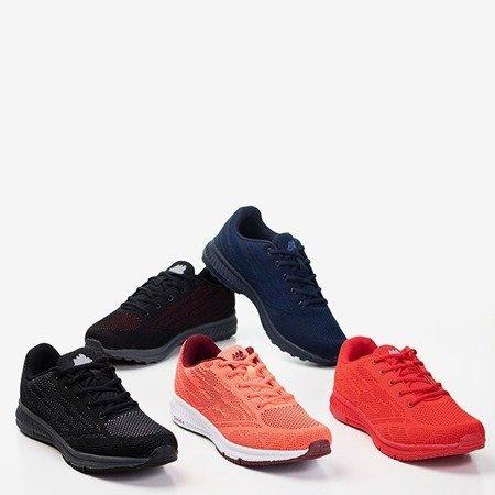 Granatowe męskie buty sportowe Erol - Obuwie