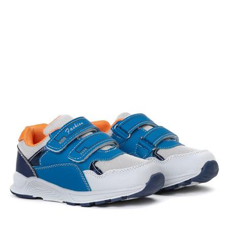 Szare sportowe buty chłopięce Noro - Obuwie