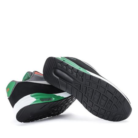 Wielokolorowe buty męskie Jackson - Obuwie