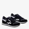 Czarno-białe sportowe męskie buty Brig - Obuwie