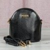 Mała torebka na ramię w kolorze czarnym - Torebki